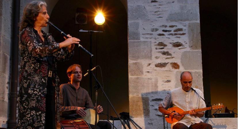 """Les 20 ans - Stage KAVAL """"BALKANATOLIA"""" avec Isabelle COURROY et Melizma - Le Bec à Sons"""