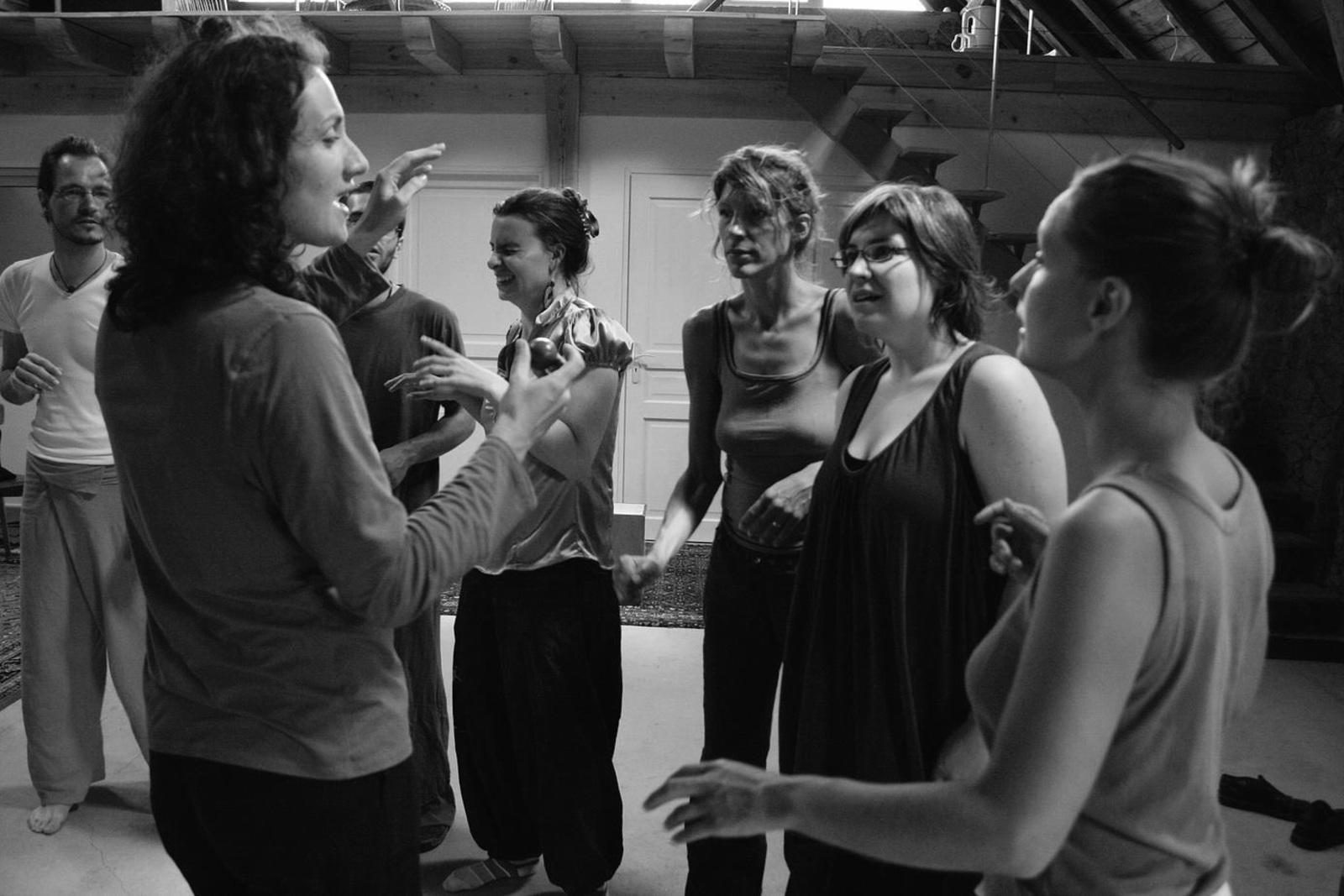Atelier Training Musical - Le Chant des Possibles Productions