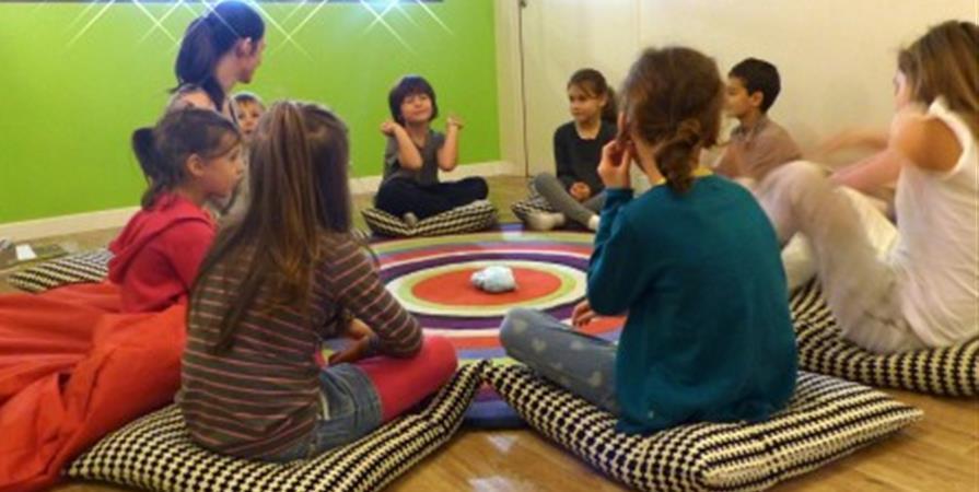 Atelier Bien-être Mon Moment Magique Enfants 6-12 ans - Mikado