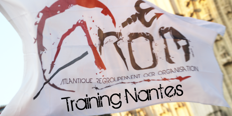 Aroo Training Nantes - AROO OCR CREW