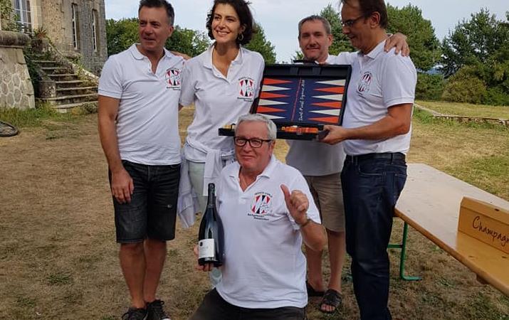 CHAMPIONNATS DE FRANCE DES CLUBS  - Fédération Française de BackGammon - FFBG