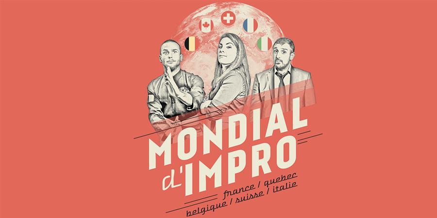 Le Pass Mondial Impro 2020 - Les Improbables