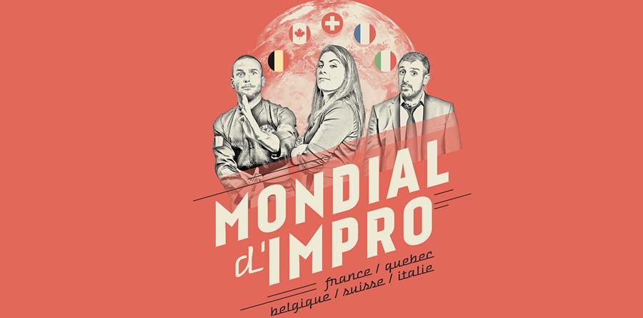 Mondial Impro 2020 FINAL SAMEDI 11 AVRIL - Les Improbables