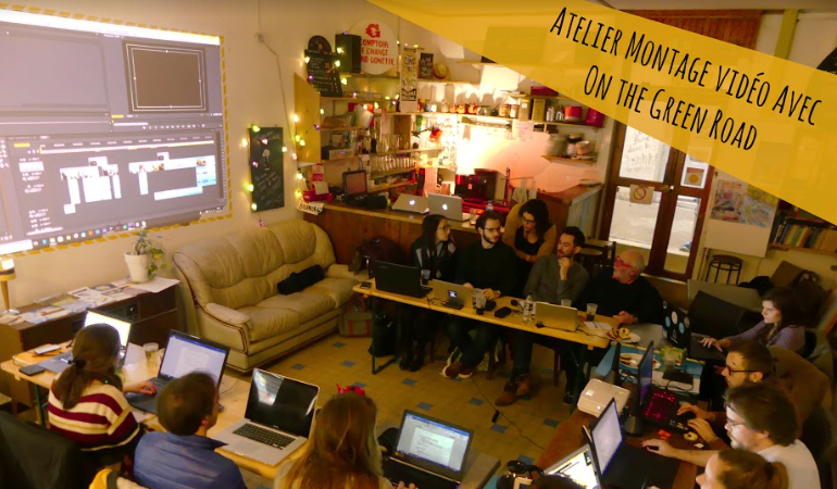 ATELIER DE MONTAGE VIDEO - On The Green Road