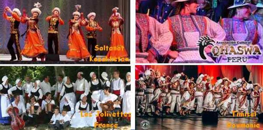 Les Sacres du Folklore - LES JOLIVETTES