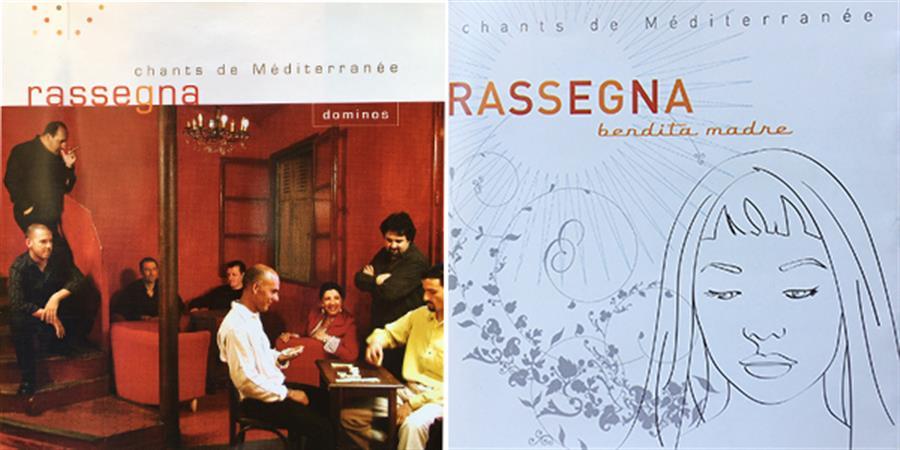 Album DOMINOS / BENDITA MADRE - La Compagnie Rassegna - MCE Productions