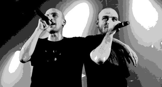 Concert Mouss & Hakim Motivés Sound System - Collectif Job