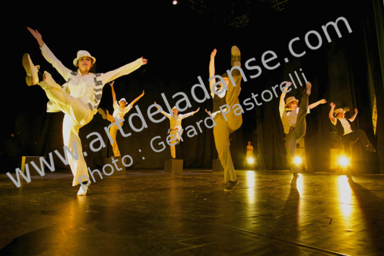 Danse jazz cycle 3 - Art de la danse, Gym et Loisirs