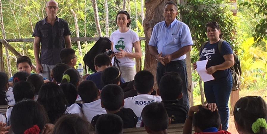 Mission au Pérou Amazonien - 15 jours - SENS SOLIDAIRES