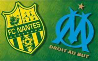 Place TL Nantes vs Marseille - L'Esprit Canari
