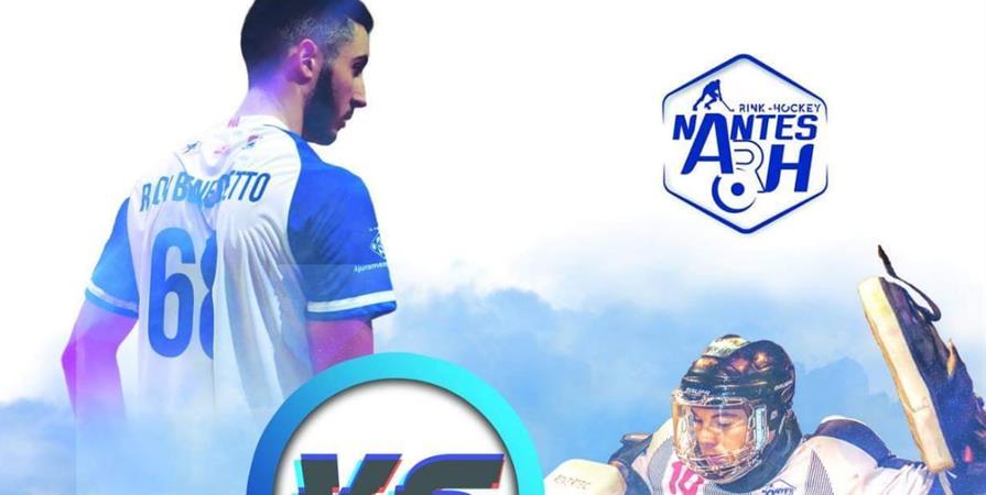 WS Europe Cup - 1/4 de finale Nantes ARH vs Lleida - Nantes ARH