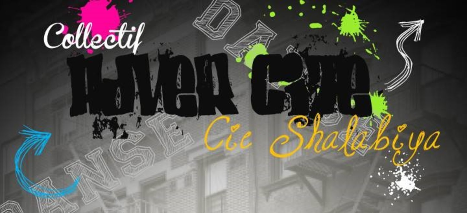 Hip Hop Old School - Collectif Adver'cité - Cie Shalabiya