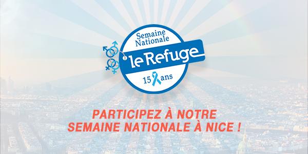 NICE - Événements Semaine Nationale 2018 - Le Refuge
