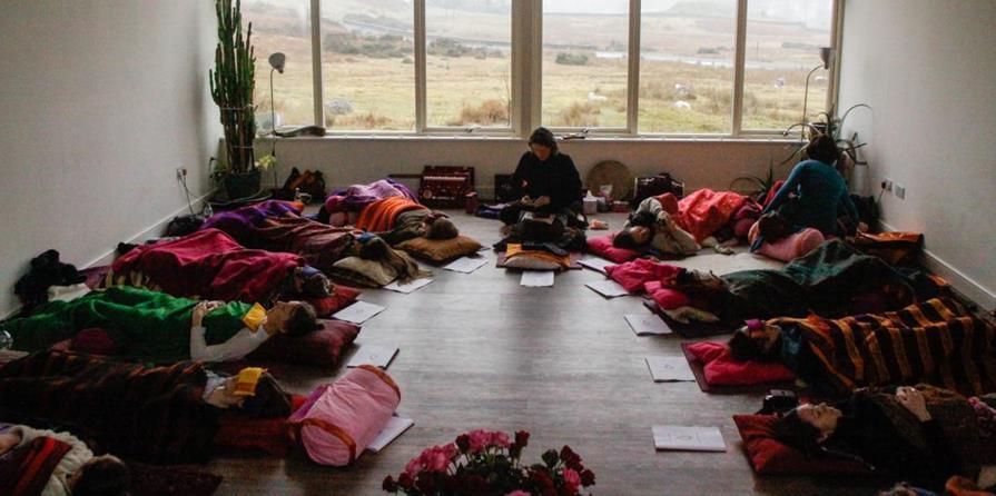 Yoga Nidra - Oser se reposer - ZEUGMAN