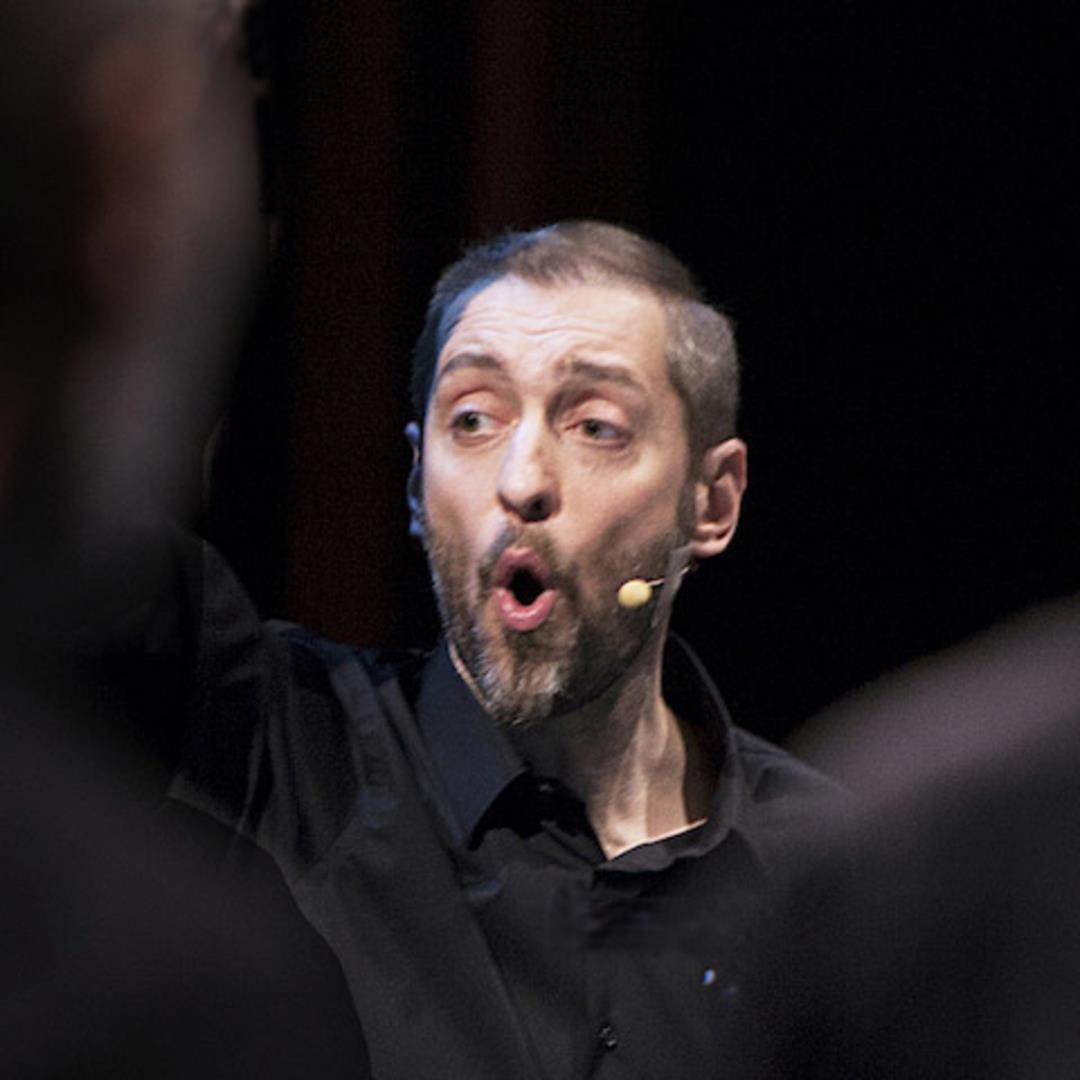 Chants italiens avec Xavier Rebut - Festival Les Suds, à Arles