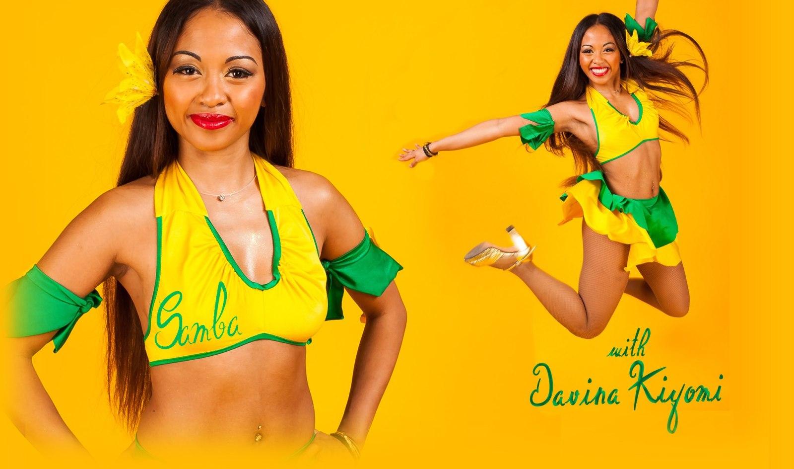 Samba Dance - Les Danseuses d'Or