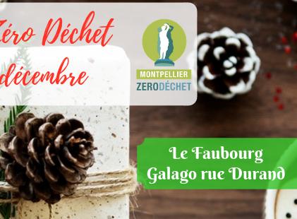 Noël Zéro Déchet #2 - ATELIERS - Montpellier Zero Dechet