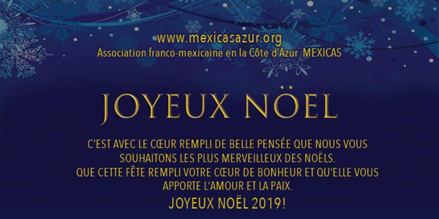 Concert de Nöel  Mexicain 2019  - Mexicas en la Cote d´Azur