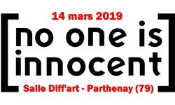 NO ONE IS INNOCENT + DARCY - Diff'Art