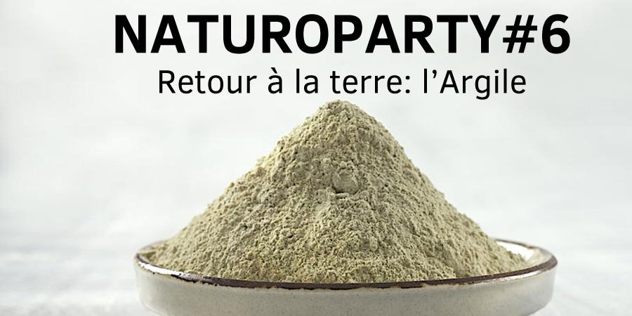Naturoparty #ARGILE - Hyris