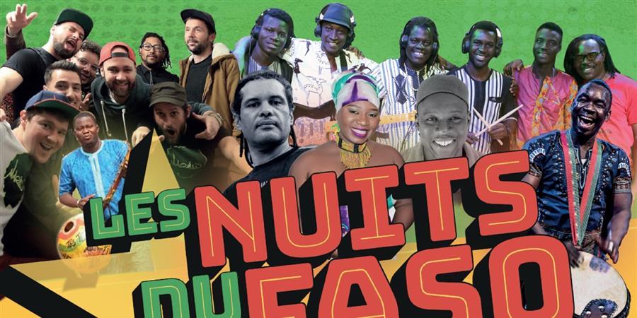 LES NUITS DU FASO LYON 2019 - FASO MONDE