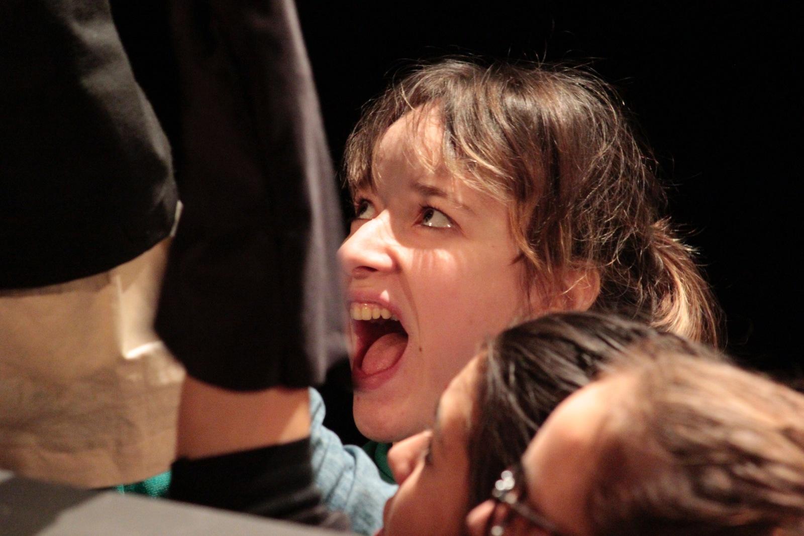 Atelier d'interprétation - Narration et marionnettes - Théâtre aux Mains Nues
