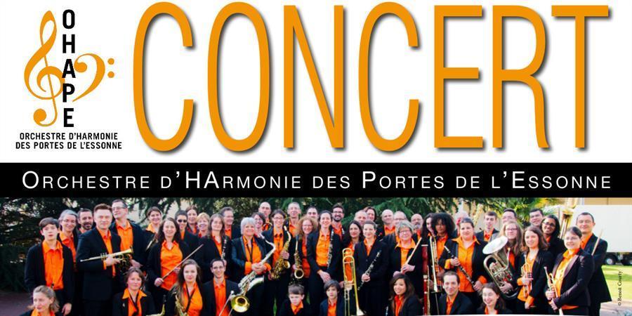 Concert de Sainte-Cécile - OHAPE