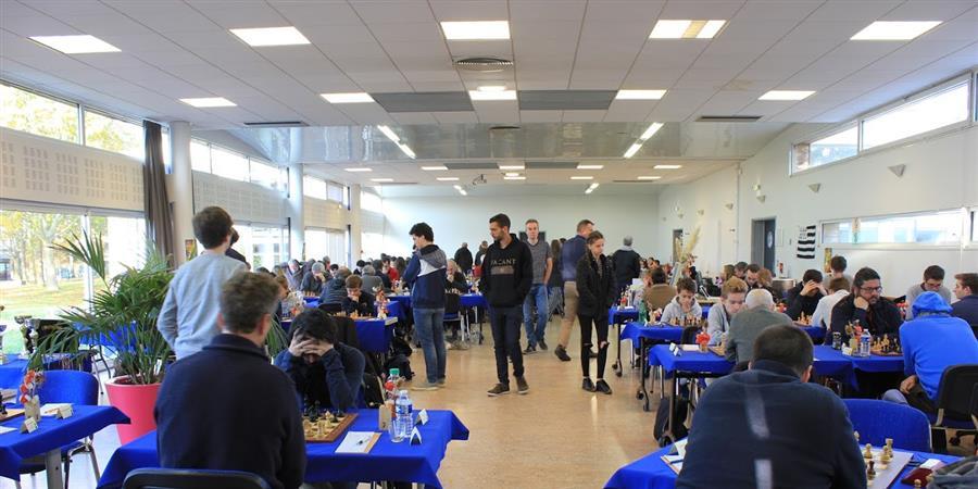 Open international de Liffré 2019 - Echiquier du Pays de Liffré