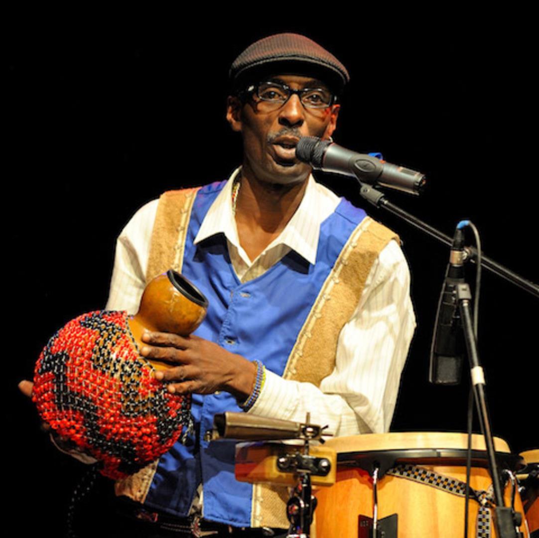 Percussions & chant Rumba avec Arturo Martinez - Festival Les Suds, à Arles