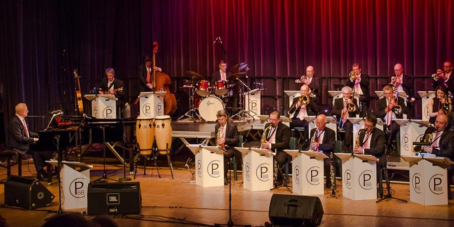 PACIFIC BIG BAND EN CONCERT SALLE DE LA HUNE A ST BENOIT - PACIFIC BIG BAND
