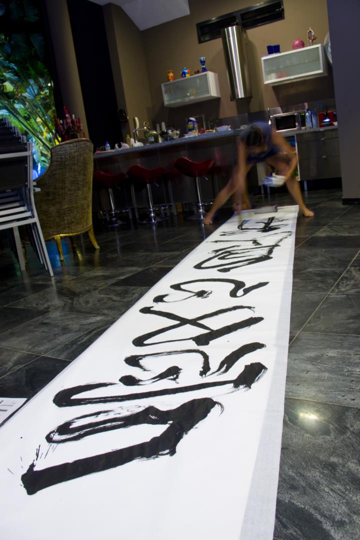 Stage de Sumi-Calligraphie Japonais - Art et Culture Japonais