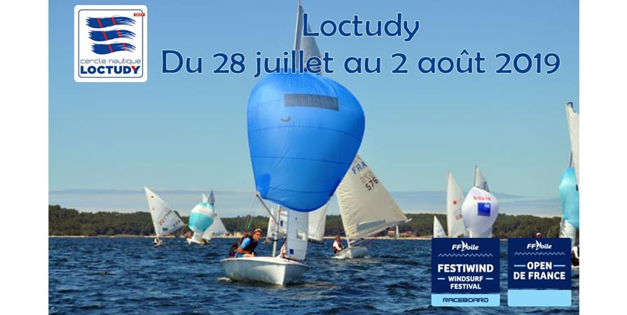 OPEN DE FRANCE / FESTIWIND - CERCLE NAUTIQUE DE LOCTUDY