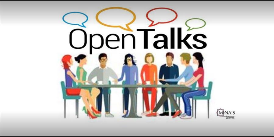 Open Talks by MINA (suite) - MINA's Talents