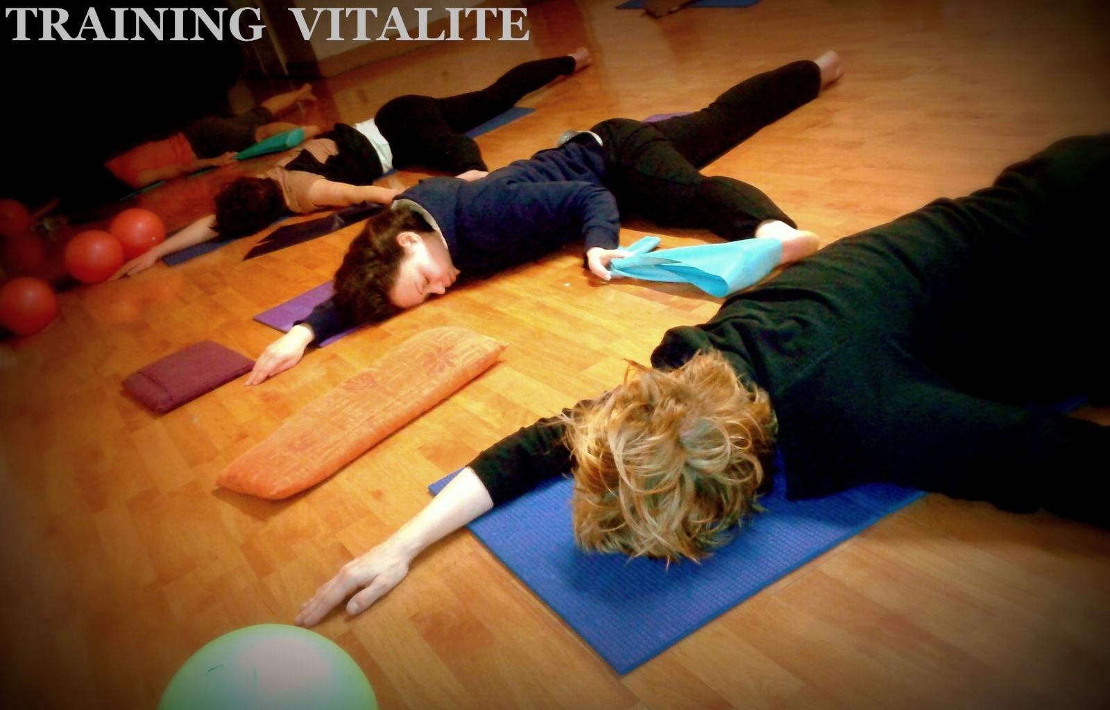 """Training """"vitalité, tonicité, assouplissement"""" - Association Bagas Héritage"""