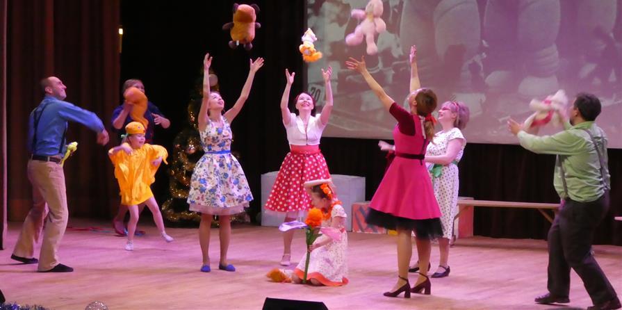 Noël russe de l'APAER le samedi 19 janvier à 10:30 - Association des Parents Adoptant en Russie - APAER