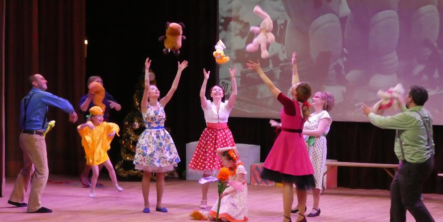 Noël russe de l'APAER le dimanche 20 janvier à 14:00 - Association des Parents Adoptant en Russie - APAER