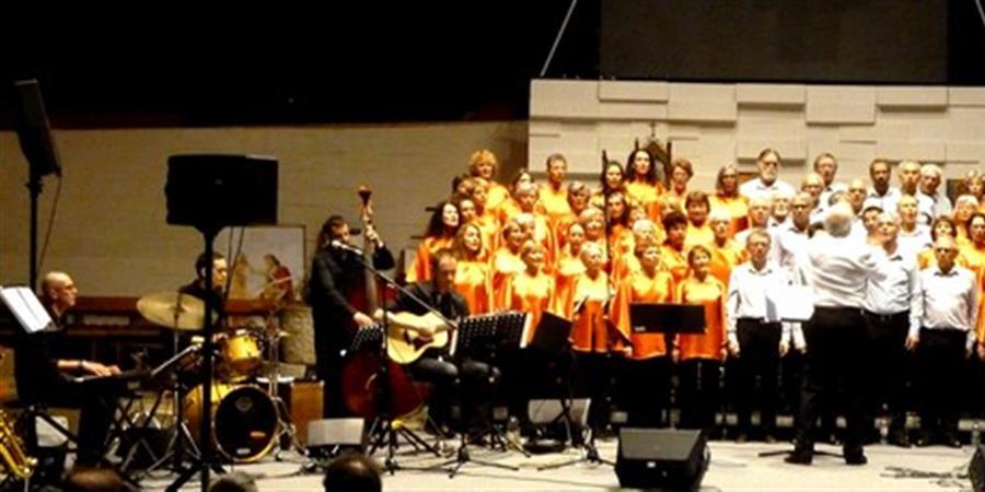FREEDOM, le concert des 40 ans de CLAP YO' HANDS - Chorale de Gières Clap Yo' Hands
