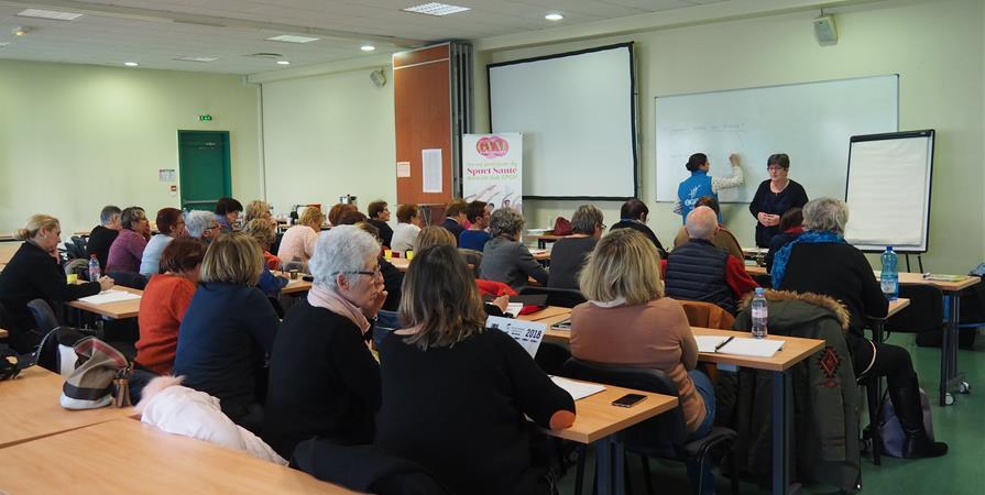 Journée des dirigeants - 18/01/20 ou 15/02/20 - Comité Départemental EPGV Gironde