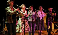 Le Cabaret des Elles - A TRAVERS CHANTS HAUTE-NORMANDIE