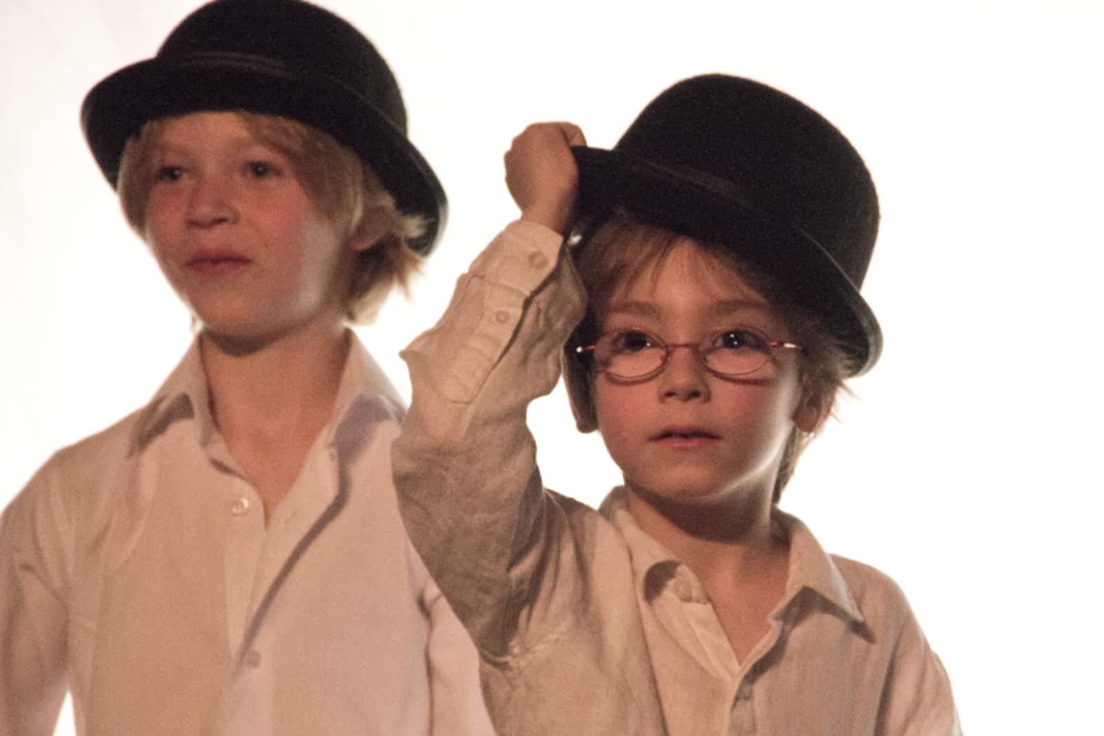 Ateliers comédie musicale jeunesse - Les Inclassables