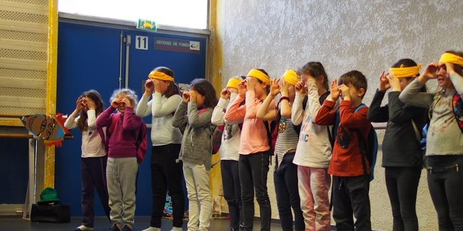 """Stage Enfants Printemps - """"Trio artistique"""" - L'aparté"""