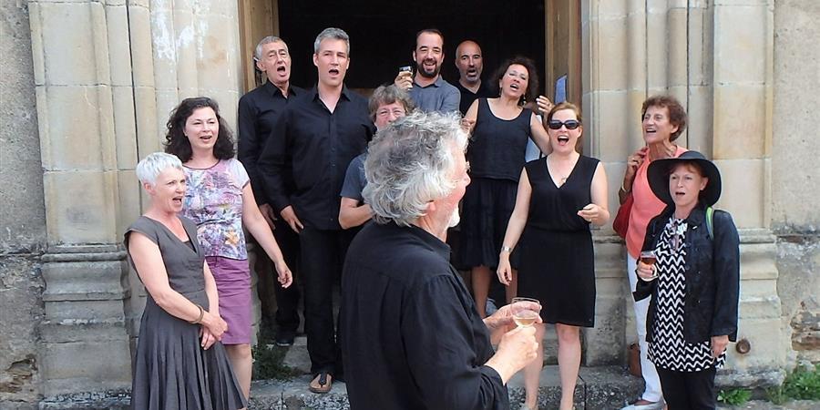 Du Luther dans l'Air - Académie Bach Aix