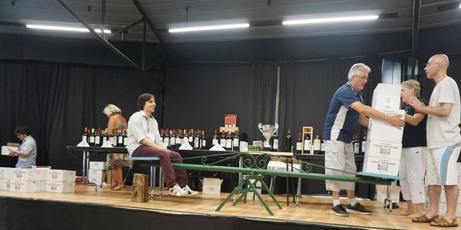 22 ème Open des Vins du Médoc - Echiquier Médocain