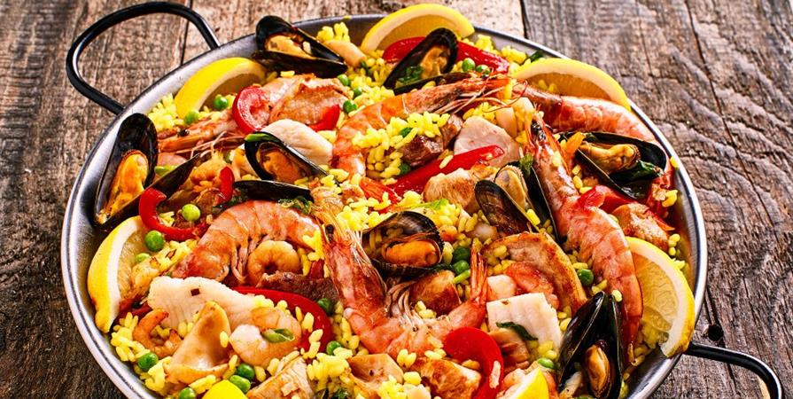 Paella à pédales... - AGORIS EVENEMENTS