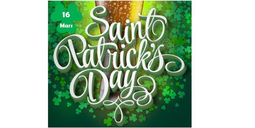 Saint Patrick - Sou des Ecoles Davayé Vergisson