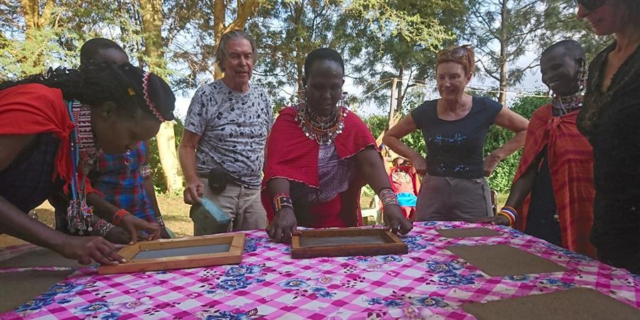 Mission au Kenya - 15 jours - SENS SOLIDAIRES