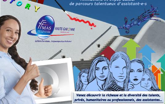 LES ASSISTANTES ONT DU TALENT ! - FFMAS Haute-Garonne