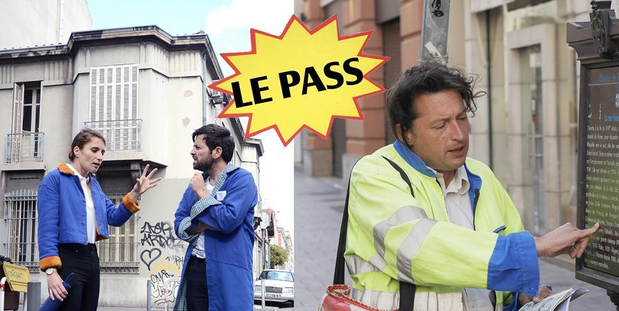 Pass week-end visite du 5e arrondissement - Bureau des guides du GR2013