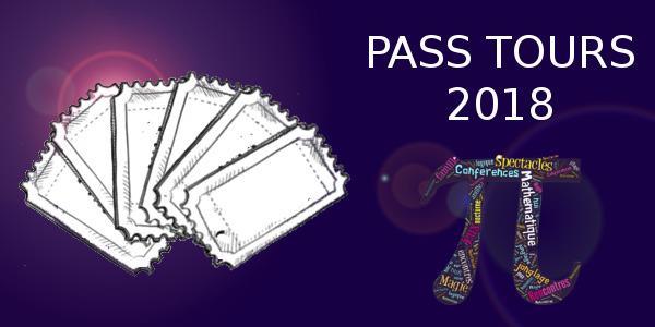 PASS TOURS 2018 - Nuit Des Maths