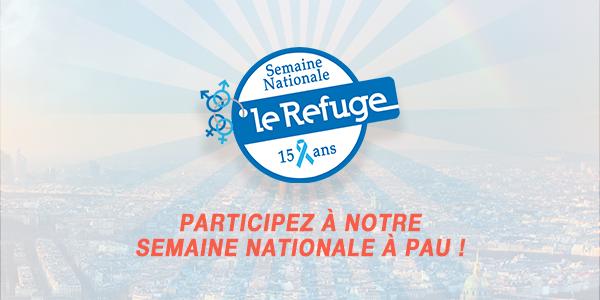 PAU - Événement(s) Semaine Nationale 2018 - Le Refuge